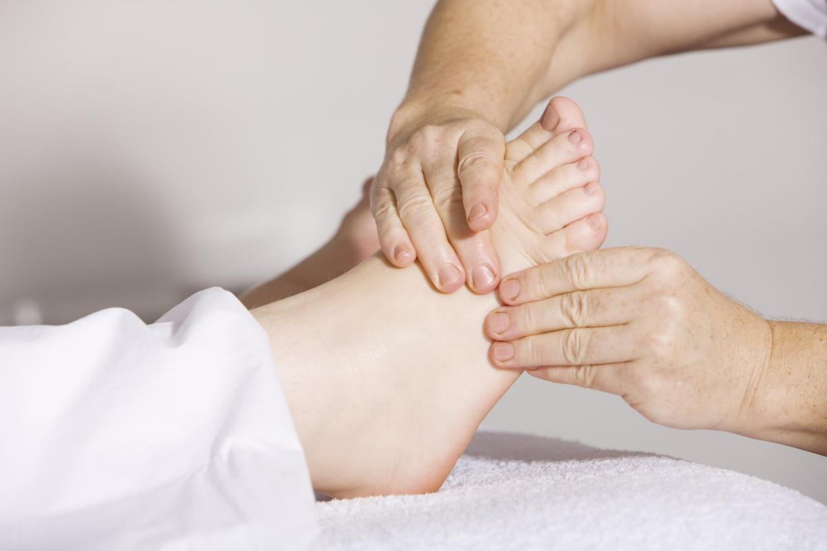 infecție în articulațiile tratamentului picioarelor)