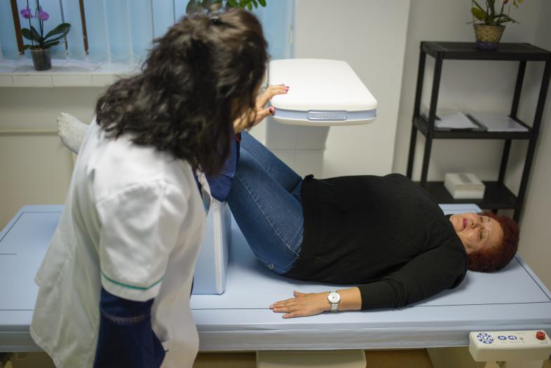 Internare pentru biopsie prostatata
